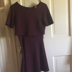 H&M Divided Two Piece Dress